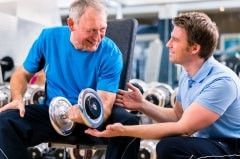 Weight Training 'Reduces Symptoms Of Depression', Says Study
