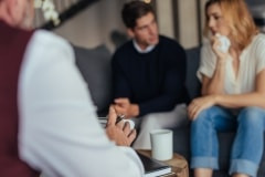 Couples 'Should Seek Counselling Earlier'